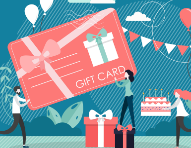 Gift Cards - You must offer them