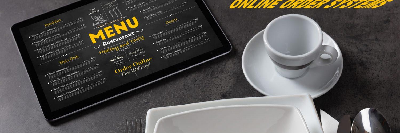 Online Order options for restaurants