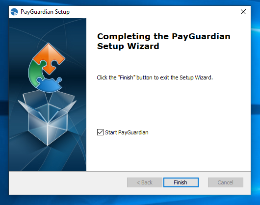 Install PayGuardian